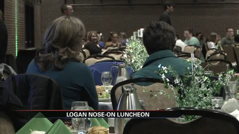 Annual Great Nose-On Luncheon held at Century Center